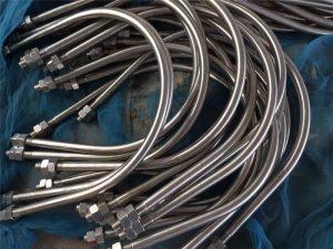 Alloy825 en 2.4858 rustfrit stål u bolt legering718 en2.4668 fra Kina