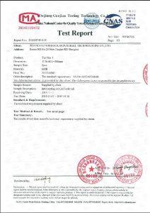 Certifikat til A453 660B