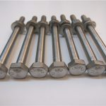 best qulity hex head din933 titanium bolt gr2 til salg