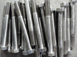 Inconel 600 din 2.4816 produktionsmaskiner til produktion af nikkelbolt
