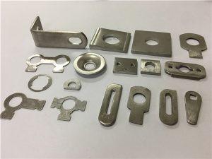 NO.58-A2-70 SS304 rustfrit stål metalstempling del