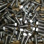brugerdefineret fastgørelse 316 rustfrit stål din931 hex bolt med god pris