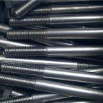 310s uns s31008 rustfri stål liste bolte skrue fastgørelse kinesisk leverandør