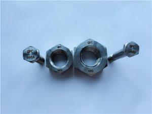 No.24-Alloy 660 Hex bolte, fastgørelsesmidler