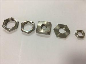 No.34-Engros-pris firkantet rustfri stålhjulmøtrik
