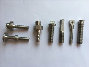 Nr. 40-Titanium guld CNC-maskine Cykelbolt
