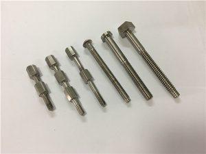 No.41-CNC titanium maskindel bolt og møtrik