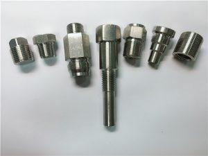 No.67-høj kvalitet Oem drejebænk maskine rustfrit stål fastgørelsesmidler lavet af CNC-bearbejdning
