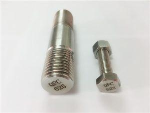 No.71-625 inconel-fastgørelsesmidler i nikkel
