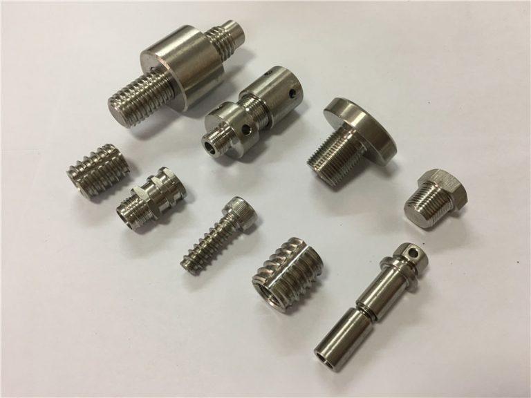 Ti6Al4V Gr.5 titanium-fastgørelse fra hlmet din ISO asme