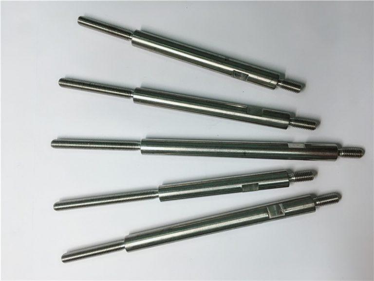 cnc præcisionsbearbejdning gevindskruer i rustfrit stål