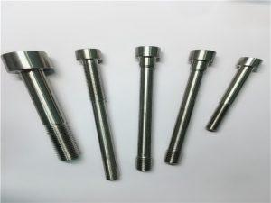 brugerdefinerede phillips slidsede cylindriske hoved dowel bar pin bolte med hul