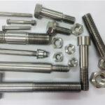 forskellige slags specialfremstillede kobber nikkelbeslag