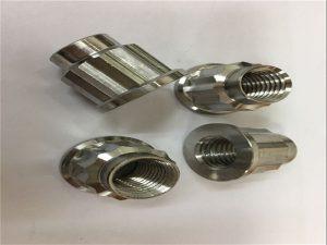 fastgørelse OEM & ODM producent standard rustfrit stål skruemøtrikker og bolte fabrik Kina